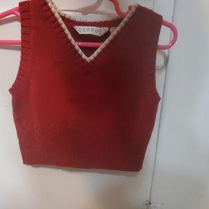 Baby boy size 18M sweater vest